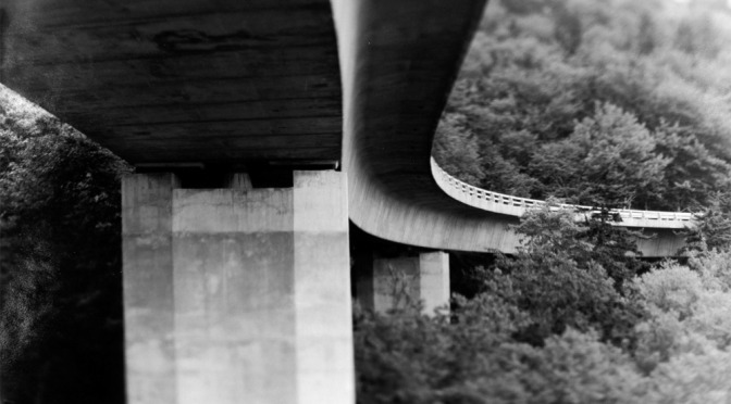 Linn Cove Viaduct No. 1 (Andrew Tau)