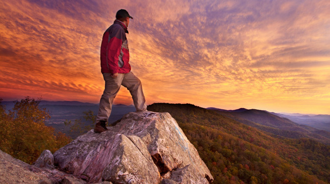 Sunset Climb (Brent McGuirt)