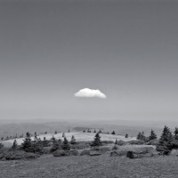 Solitary Cloud (Dale King)