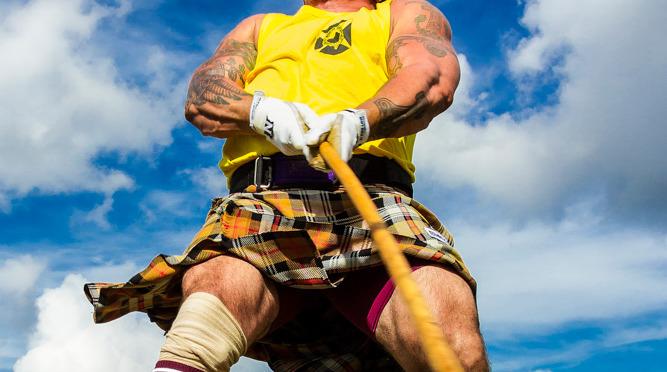 Highland Hammer Heave (Jim Ruff)