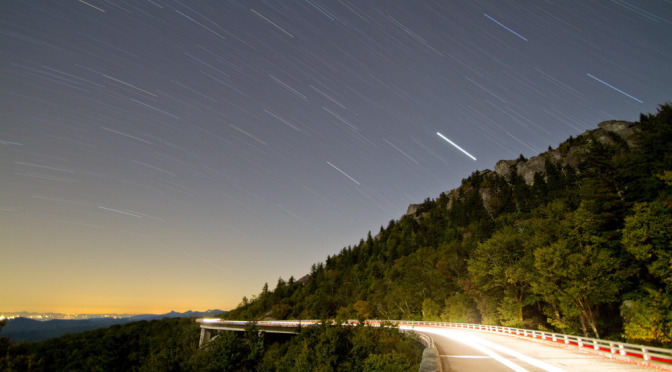 Viaduct Stars (Zack Wilson)